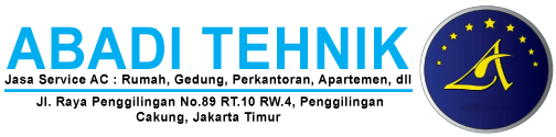 Service AC | Abadi Tehnik | 081319899512